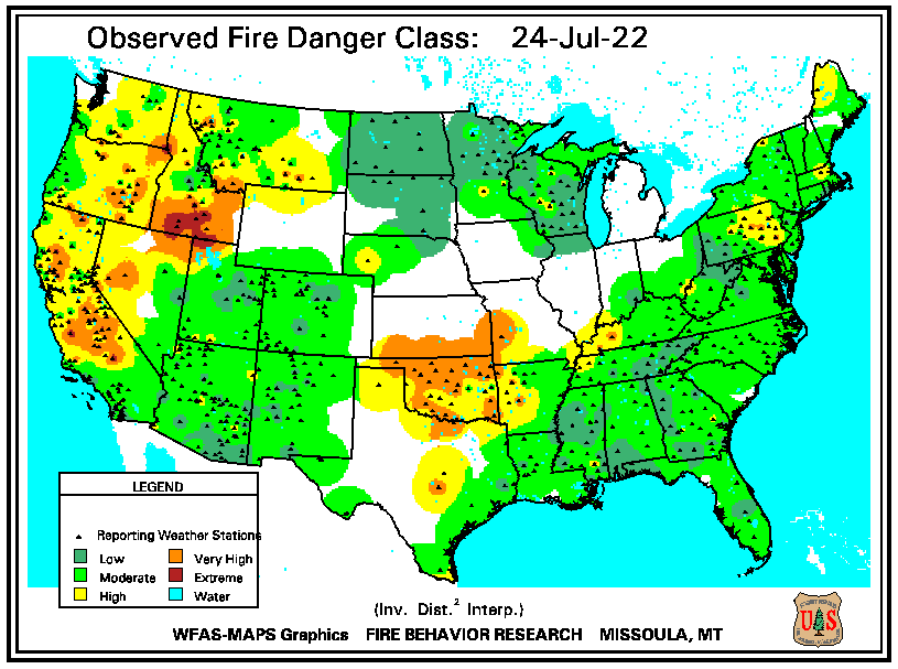 National Fire Danfer for Tomorrow