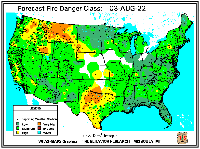 National Fire Risk