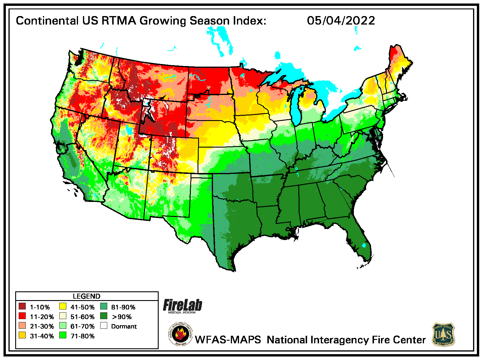 Growing Season Index